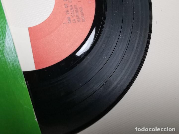 Discos de vinilo: ARA VA DE BO El Gripau Blau LP 1977 Edigsa / Als 4 Vents FOLK POPULAR CATALA - Foto 4 - 197444402