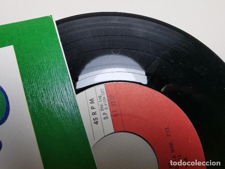 Discos de vinilo: ARA VA DE BO El Gripau Blau LP 1977 Edigsa / Als 4 Vents FOLK POPULAR CATALA - Foto 6 - 197444402