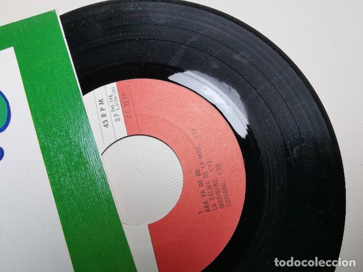 Discos de vinilo: ARA VA DE BO El Gripau Blau LP 1977 Edigsa / Als 4 Vents FOLK POPULAR CATALA - Foto 7 - 197444402