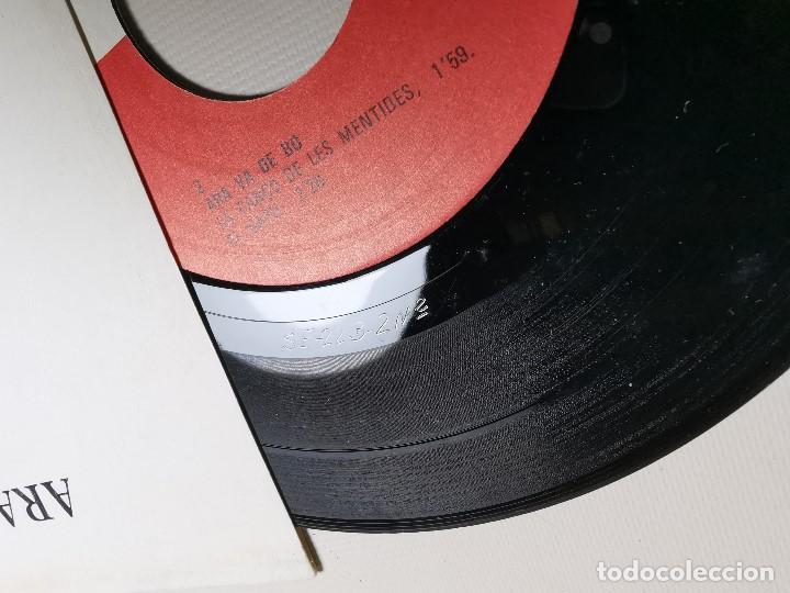 Discos de vinilo: ARA VA DE BO El Gripau Blau LP 1977 Edigsa / Als 4 Vents FOLK POPULAR CATALA - Foto 10 - 197444402