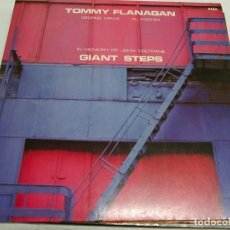 Disques de vinyle: TOMMY FLANAGAN ‎– GIANT STEPS (IN MEMORY OF JOHN COLTRANE). Lote 197446647