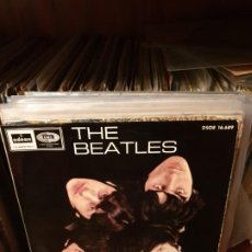 Disques de vinyle: THE BEATLES / DRIVE MY CAR / EDICIÓN ESPAÑOLA / ODEON 1966. Lote 197450846