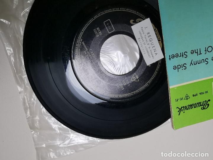 Discos de vinilo: CARMEN CAVALLARO EDDIE DUCHIN STORY (SUNNY SIDE STREET +3) EP ESPAÑA 1961 - Foto 3 - 197454356