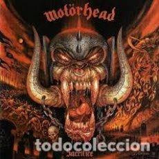 Discos de vinilo: LP MOTÖRHEAD : SACRIFICE. Lote 197456162