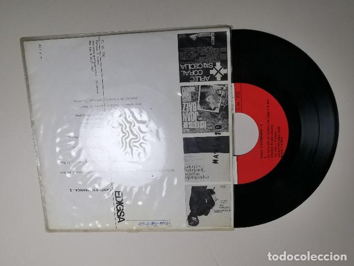 Discos de vinilo: jordans trio. cants desperança 2. kumbaya. vull ser lliure. vencerem. mou senyor. edigsa 1967. ep - Foto 6 - 197457938