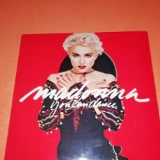 Discos de vinilo: MADONNA - YOU CAN DANCE - LP - SIRE 1987 SPAIN 925535-1. Lote 197462697