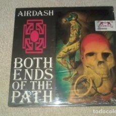 Discos de vinilo: AIRDASH LP BOTH ENDS OF THE PATH PRECINTADO, NUEVO. Lote 197463252