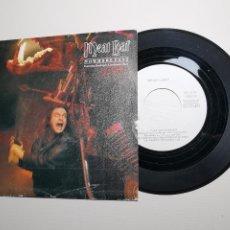 Discos de vinilo: MEAT LOAF NOWHERE FAST AÑO 1984 - PROMOCIONAL. Lote 197467722