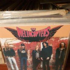 Disques de vinyle: HELLACOPTERS / EMPTY HEART. Lote 225305332