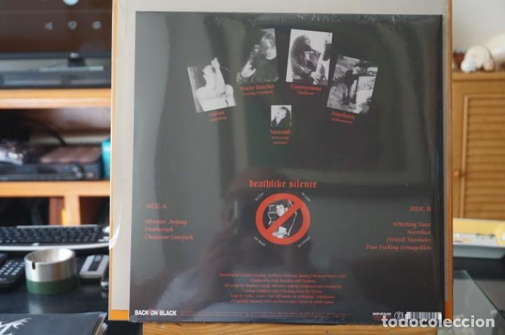 Discos de vinilo: (LP-NUEVO PRECINTADO) / Mayhem – Deathcrush - Back On Black – BOBV049LP - Foto 2 - 197474330