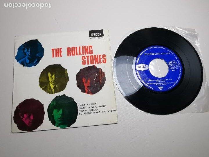THE ROLLING STONES ---CHICA CASERA --- ORIGINAL AÑO 1965 -----SDGE 80.933 (Música - Discos - Singles Vinilo - Pop - Rock Extranjero de los 50 y 60)
