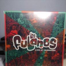 Discos de vinilo: LP LOS FULANOS : LIVE AT JAMBOREE ( LATIN SOUL ). Lote 197482962