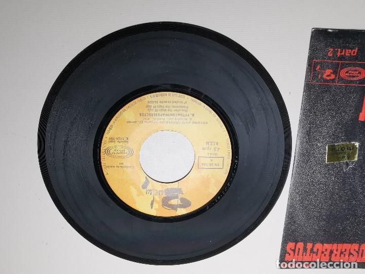 Discos de vinilo: K. Pythacunthapuserectus. Voodoo Ju Ju Obsesion. Movieplay-Barclay, Esp. 1969 single - Foto 8 - 197483542