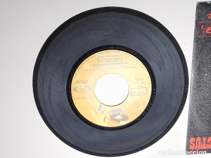 Discos de vinilo: K. Pythacunthapuserectus. Voodoo Ju Ju Obsesion. Movieplay-Barclay, Esp. 1969 single - Foto 9 - 197483542
