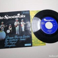 Discos de vinilo: THE SPOTNICKS EP SELLO DISCOPHON AÑO 1963 EDICCIÓN ESPAÑOLA. Lote 197484528
