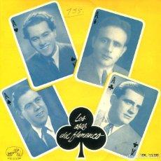 Disques de vinyle: LOS ASES DEL FLAMENCO Nº 5 (VARIOS) EP 1958 . Lote 197501185