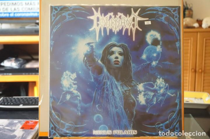(LP-NUEVO PRECINTADO) / COVENANT – NEXUS POLARIS - COSMIC KEY CREATIONS – CKC047 BLUE (Música - Discos - LP Vinilo - Heavy - Metal)
