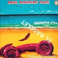Discos de vinilo: MAGNIFICO LP - PAUL MAURIAT PLUS - OVERSEAS CALL. Lote 197522020