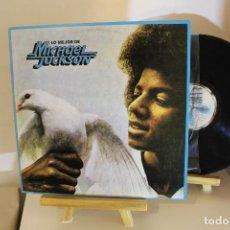 Disques de vinyle: MICHAEL JACKSON - LO MEJOR - COMPILACION - DISO DE VINILO IIMPECABLE. Lote 197522166