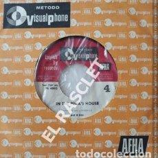 Discos de vinilo: MAGNIFICO SINGLE - METODO VISUAL PHONE - NUMERO 3 - 4. Lote 197524131