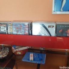 Discos de vinilo: COLECCIÓN DE VINILOS DE HEAVY Y ROCK MUY COTIZADOS. Lote 197538345