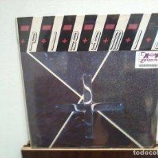 Discos de vinilo: PIRAMIS LP PLUSZ PIRAMIS PRECINTADO, NUEVO . Lote 197573856