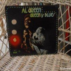 Dischi in vinile: AL GREEN – GREEN IS BLUES .LP REED. USA 1972 DE LP DE 1969.HI RECORDS – SHL 32055 . Lote 197575540