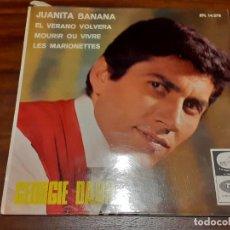 Discos de vinilo: GEORGIE DANN (1403). Lote 197583032