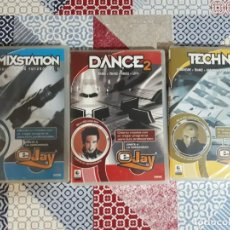 Discos de vinilo: EJAY DJ MIXSTATION DANCE 2 TRANCE 2. Lote 197586132