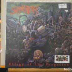 Discos de vinilo: (LP-NUEVO PRECINTADO) / SUFFOCATION – EFFIGY OF THE FORGOTTEN - LISTENABLE RECORDS – POSH332. Lote 197600995