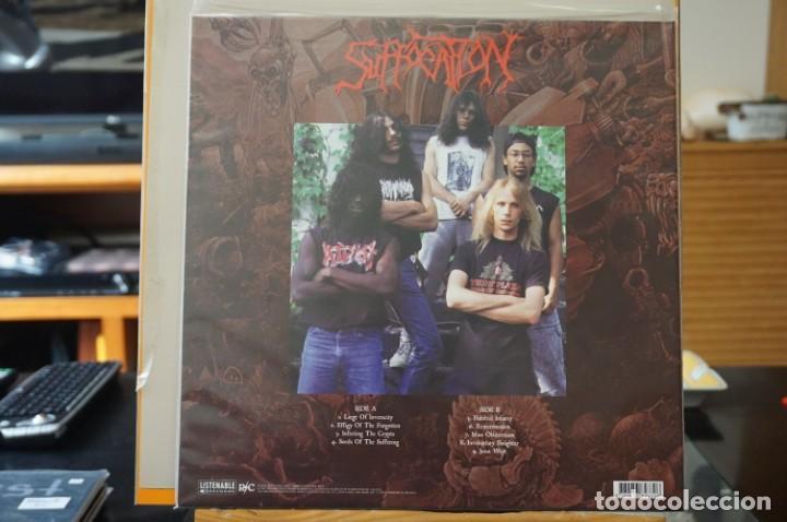 Discos de vinilo: (LP-NUEVO PRECINTADO) / Suffocation – Effigy Of The Forgotten - Listenable Records – POSH332 - Foto 2 - 197601045
