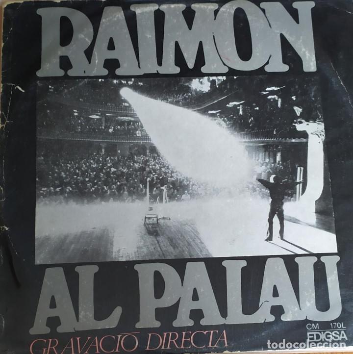 RAIMON-AL PALAU (Música - Discos de Vinilo - Maxi Singles - Cantautores Españoles)