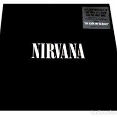 Discos de vinilo: V551 - NIRVANA. NIRVANA. LP VINILO NUEVO PRECINTADO. Lote 197636268