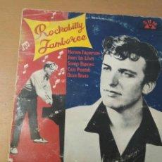 Discos de vinilo: ROCKABILLY JAMBOREE MINI LP VARIOS. Lote 197638833