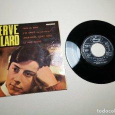 Discos de vinilo: HERVE VILARD / FAIS-LA RIRE + 3 (EP FRANCES) MERCURY 152 050 MCE. Lote 197649105
