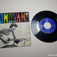 Discos de vinilo: DONOVAN CATCH THE WIND EP 1965-PYE RECORDS PYEP 2080. Lote 197653622