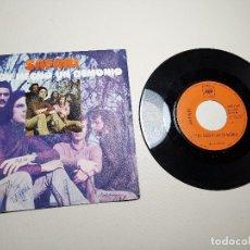 Discos de vinilo: SAFARI ESTOY HECHO UN DEMONIO / SOY CELOSO SINGLE 1971 CBS EDICION ESPAÑOLA SPAIN. Lote 197655775