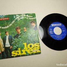 Discos de vinilo: LOS SIREX - QUE SE MUERAN LOS FEOS +3 - EP VERGARA 1965 VERGARA 365-XC. Lote 197657560