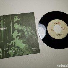 Disques de vinyle: LOS BRINCOS - CRY/FLAMENCO - SINGLE ORIGINAL ESPAÑOL - NOVOLA RECORDS 1964 MONOAURAL. Lote 197658503