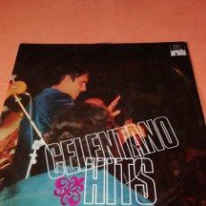 Discos de vinilo: ADRIANO CELENTANO. CELENTANO HITS. ARIOLA 1971. . Lote 197659740