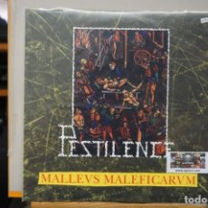 Discos de vinilo: (LP-NUEVO PRECINTADO) / PESTILENCE – MALLEUS MALLEFICARUM - HAMMERHEART RECORDS – HHR2017-13. Lote 197664965