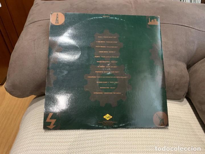 Discos de vinilo: Various – Maquina Total 4. DISCO VINILO. ENTREGA 24. ESTADO VG+ / VG+ - Foto 2 - 197665018