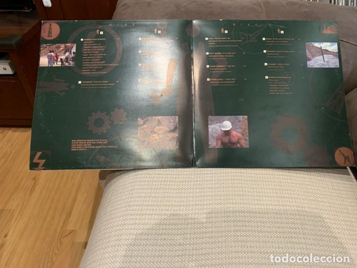 Discos de vinilo: Various – Maquina Total 4. DISCO VINILO. ENTREGA 24. ESTADO VG+ / VG+ - Foto 3 - 197665018