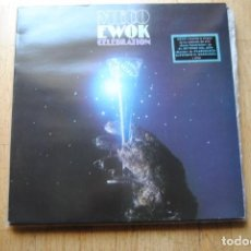 Disques de vinyle: MECO. EWOK CELEBRATION. RETORNO DEL JEDI. STAR WARS. ARISTA 1983. LP SPAIN. RARO Y DIFÍCIL. Lote 197666910