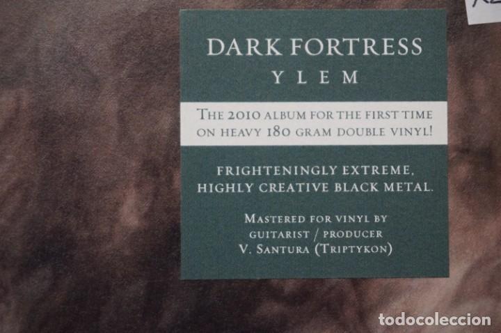 Discos de vinilo: (LP-NUEVO PRECINTADO) / doble lp - Dark Fortress – Ylem - Century Media – 88985363221 - Foto 2 - 197667193