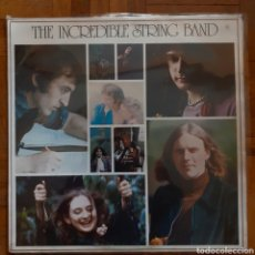 Discos de vinilo: THE INCREDIBLE STRING BAND. EARTHSPAN. ISLAND 86 429 IT. HOLANDA 1972. FUNDA VG++. DISCO VG++. Lote 197670722