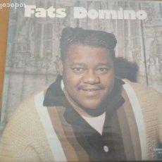 Discos de vinilo: FAST DOMINO LP. Lote 197728047