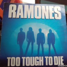 Discos de vinilo: LP RAMONES TOO THOUGHT TO DIE. Lote 197740235