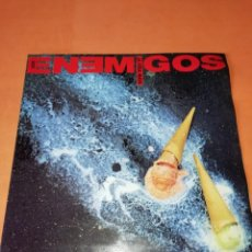 Discos de vinilo: LOS ENEMIGOS. LA VIDA MATA. GASA RECORDS 1990.. Lote 197744190