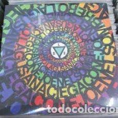 Discos de vinilo: LA GUSANA CIEGA – CONEJO EN EL SOMBRERO - VINILO - NARANJADA RECORDS 2011 - MEXICO. Lote 197758663